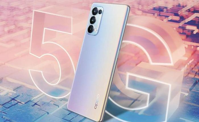 OPPO khởi động 2021 bằng việc ra mắt smartphone 5G