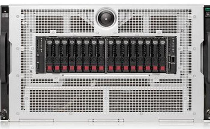 HPE Apollo 6500 Gen10 Plus - Sẵn sàng cho kỉ nguyên điện toán Exascale
