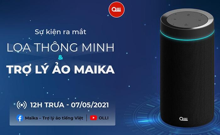 Cộng đồng công nghệ Việt chào đón Loa thông minh thuần Việt OLLI Maika