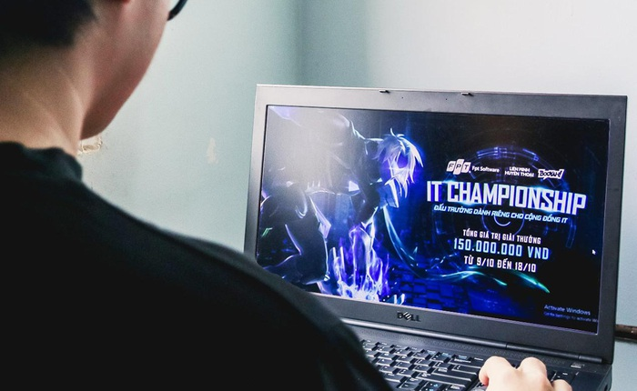 IT Championship đấu trường eSports dành riêng cho cộng đồng CNTT