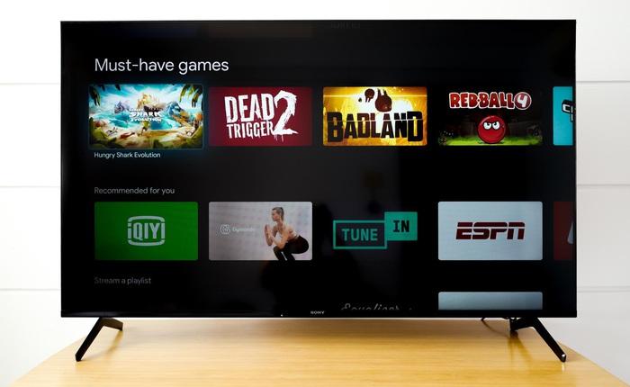 Đập thùng TV có trí tuệ nhận thức đầu tiên trên thế giới: Nhiều điều hấp dẫn chờ đón trải nghiệm