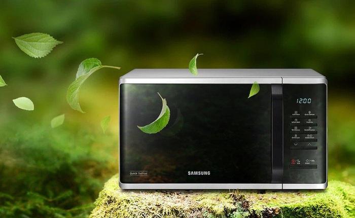 """Ngày hội siêu sale điện máy Samsung 9.9, tậu ngay những món đồ này để """"level up"""" cho căn nhà của bạn"""