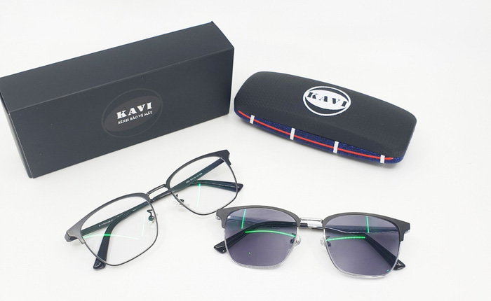 10 loại kính chống ánh sáng xanh bảo vệ mắt tốt theo tầm giá