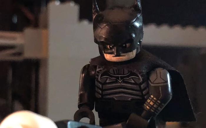 Mời bạn xem trailer The Batman được fan mô phỏng lại bằng LEGO, chuẩn đến từng khung hình so với bản chính chủ của Warner Bros.