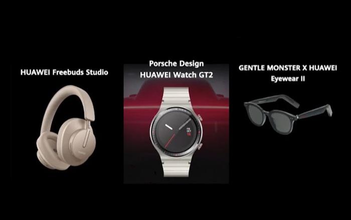 Huawei ra mắt bộ ba phụ kiện