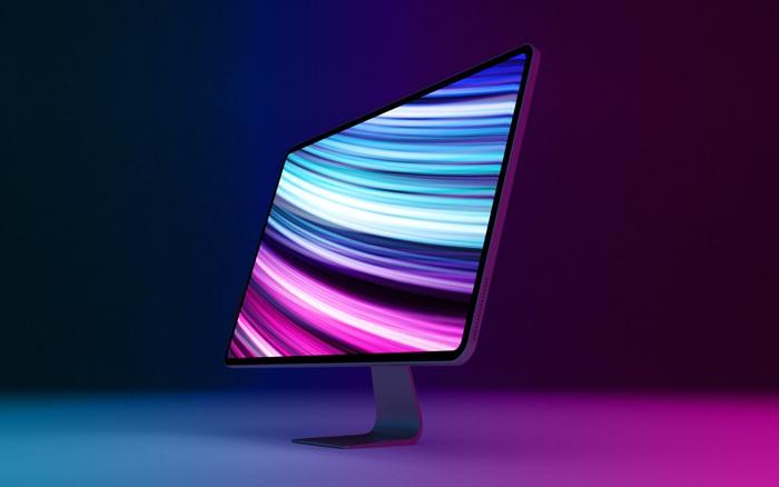 iMac đầu tiên dùng chip Apple Silicon
