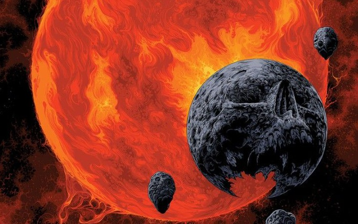 NASA biến khoa học thực tế thành phim kinh dị trong loạt áp phích mới