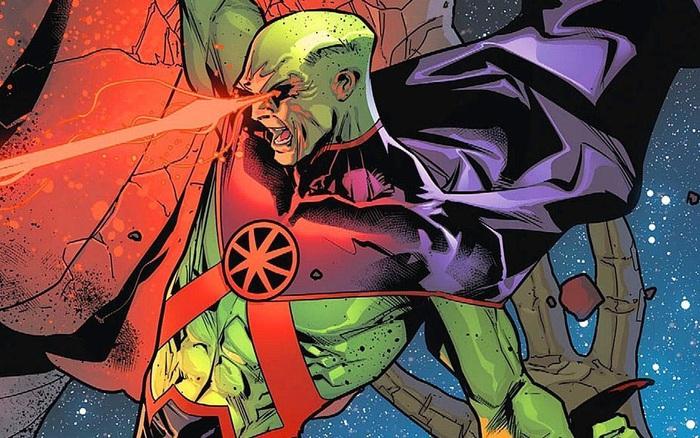 Sau Joker, đến lượt Martian Manhunter cũng sẽ góp mặt trong Justice League, và đây là tạo hình cho chính Zack Snyder tiết lộ