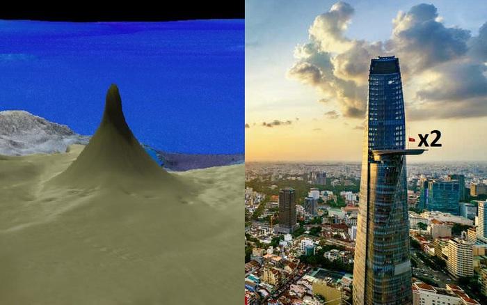 Phát hiện rặng san hô cao 500 mét ngoài khơi nước Úc, chiều cao gấp gần 2 lần tòa nhà Bitexco