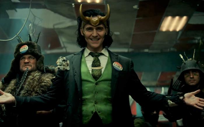 Trailer Loki ra mắt, đưa khán giả bay nhảy xuyên không gian và thời gian với Space Stone