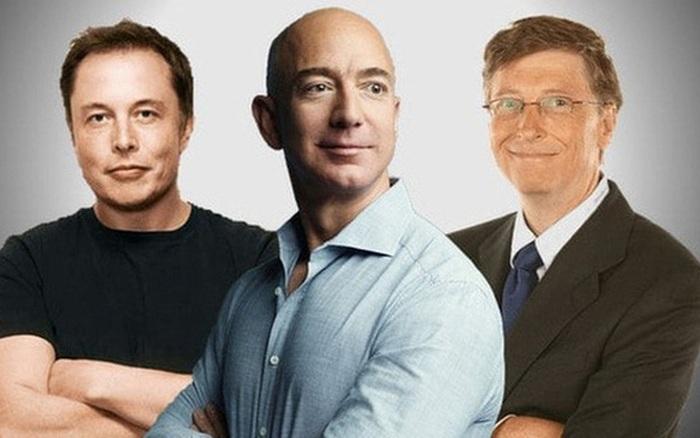 3 người giàu nhất thế giới Jeff Bezos, Elon Musk và Bill Gates đóng thuế thu nhập bằng…0