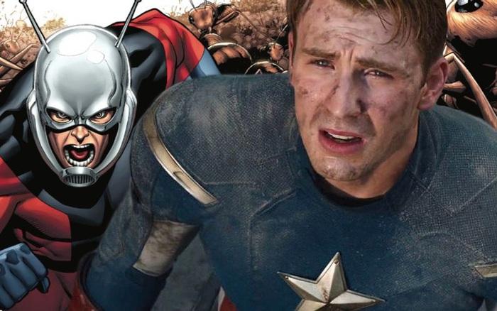 Cuộc chiến ác liệt này đã khiến hình tượng Captain America vấy phải bùn lầy