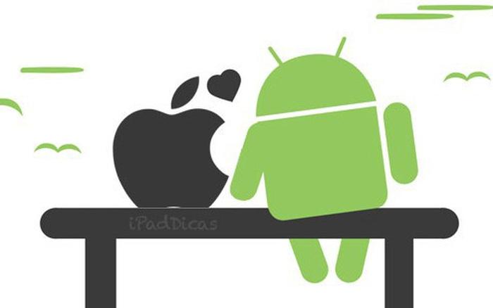 """Độc quyền """"song mã"""": Đây là cách Google và Apple đang vô tình giúp đỡ lẫn nhau khi cùng thống trị thị..."""