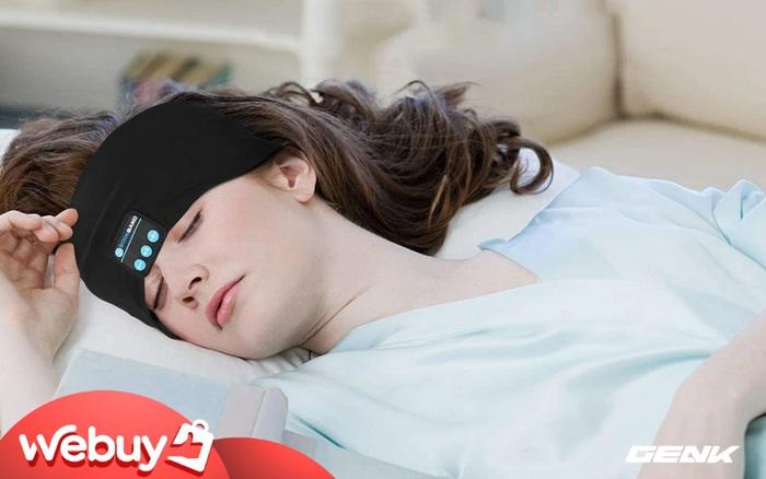 BoomBand - chiếc tai nghe không dây hoàn hảo cho hội phải nghe nhạc mới chịu đi ngủ