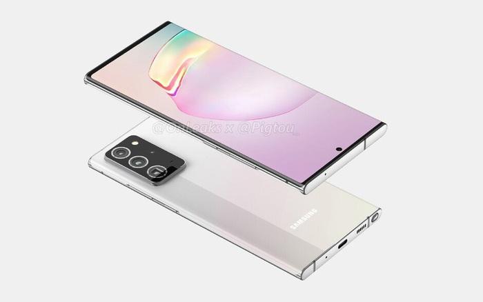 Cái tên Samsung Galaxy Note 20 Ultra bất ngờ được xác nhận