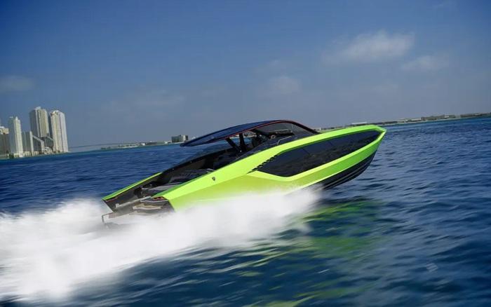 Lamborghini thiết kế du thuyền trông như siêu xe, giá 3,4 triệu USD - kết quả xổ số gia lai