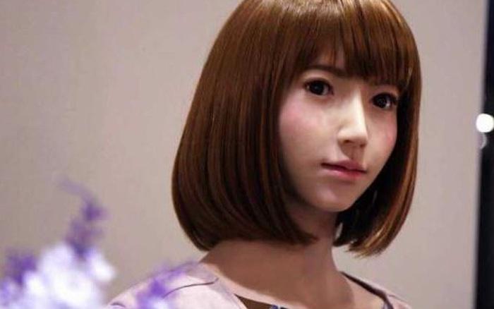 Đây là nữ diễn viên robot chuyên nghiệp đầu tiên trên thế giới, chuẩn bị vào vai chính trong bom tấn...