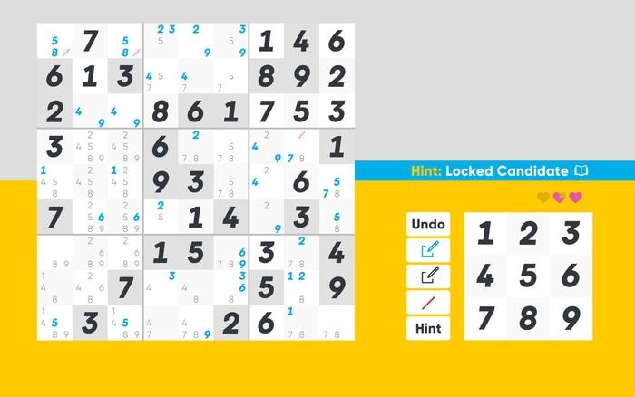 Đây rồi, cuối cùng thì ứng dụng Sudoku hoàn hảo nhất trên iPhone cũng đã xuất hiện rồi