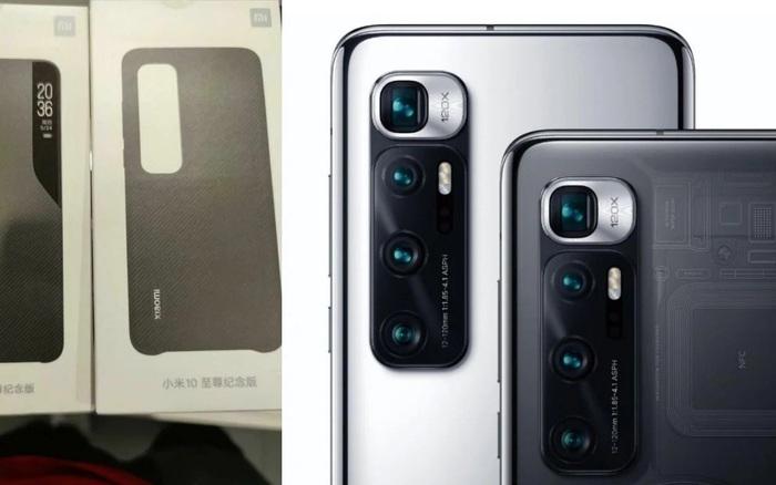 Xiaomi Mi 10 Ultra sẽ đi kèm ốp lưng và miếng dán màn hình kháng khuẩn