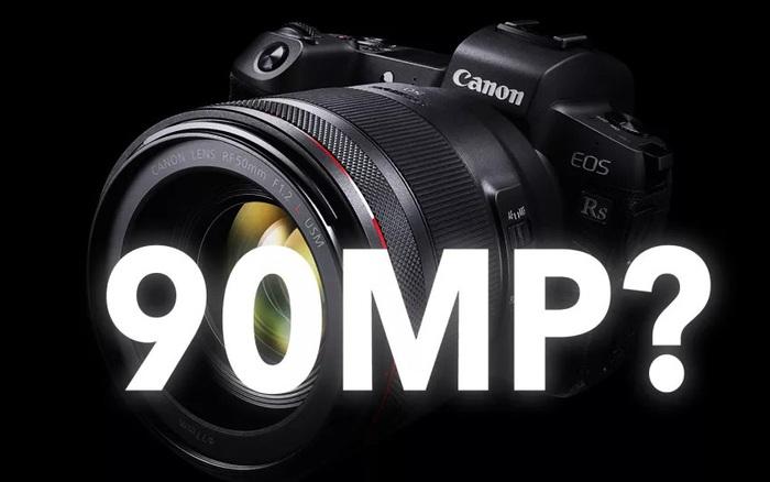 Canon đang phát triển EOS R5s với cảm biến độ phân giải siêu khủng lên tới 90MP?