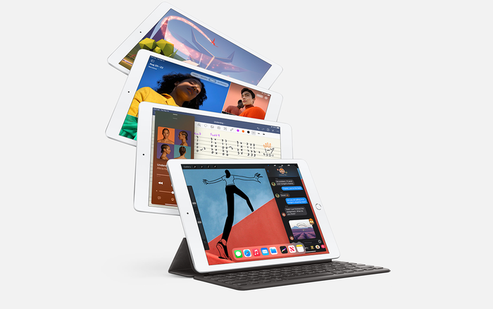 iPad 8 chính thức ra mắt với tuyên bố
