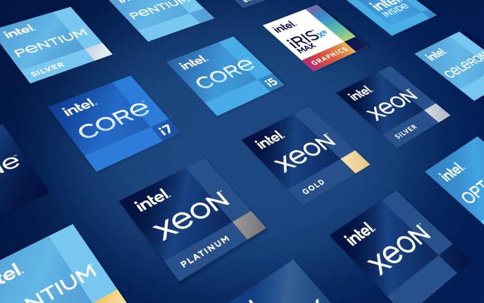 Intel thay đổi logo mới, thiết kế tối giản và hiện đại hơn