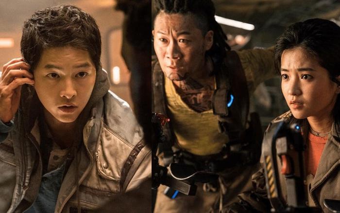 Đã mắt với trailer bom tấn sci-fi mới của Hàn Quốc, đưa khán giả đi càn quét khắp vũ trụ, hoành tráng không thua gì Hollywood