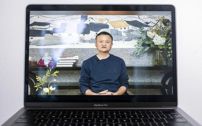 Sức nóng của Jack Ma: Xuất hiện trong chưa đến 1 phút nhưng đã mang lại