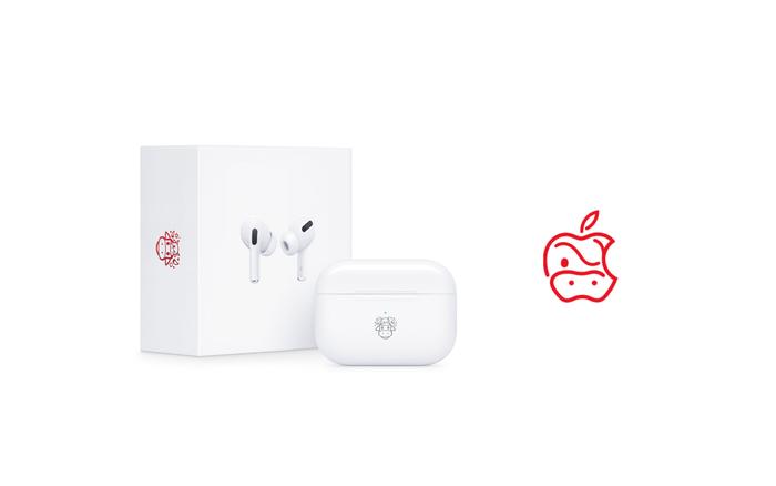 Apple ra mắt AirPods Pro phiên bản Limited Edition để chào đón tết Tân Sửu