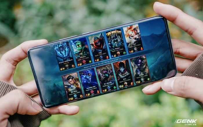 Đánh giá hiệu năng gaming trên Xiaomi Mi 11: Snapdragon 888 liệu có nóng như lời đồn?