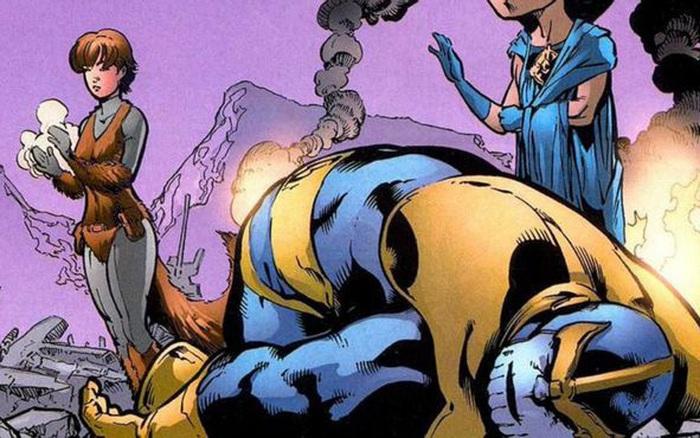 Gã Titan điên loạn không bá đạo đến thế đâu: đây là những nhân vật từng