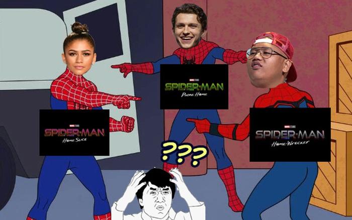 Dàn diễn viên Spider-Man hé lộ tên phần phim tiếp theo: Mỗi người 1 tiêu đề, không rõ là đang troll khán giả hay