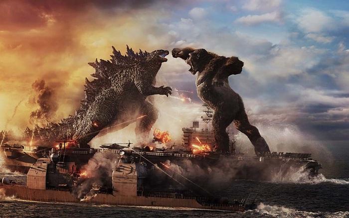 """Nhà sản xuất Godzilla vs Kong tiết lộ lý do 2 con quái vật lại bất ngờ """"choảng"""" nhau sứt đầu mẻ trán, úp mở về trùm cuối của phim - kết quả vietlott 18102019"""