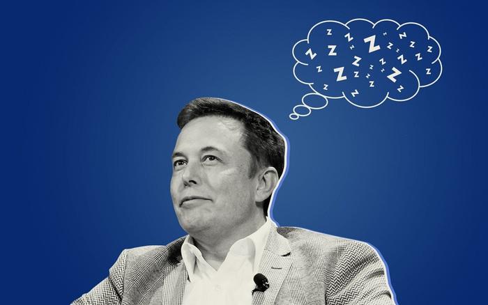 Bận rộn điều hành cùng lúc 3 công ty, vì sao Elon Musk vẫn quyết dành 6 tiếng một ngày để ngủ?