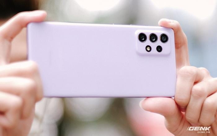 4 camera trên Galaxy A72 có gì thú vị?