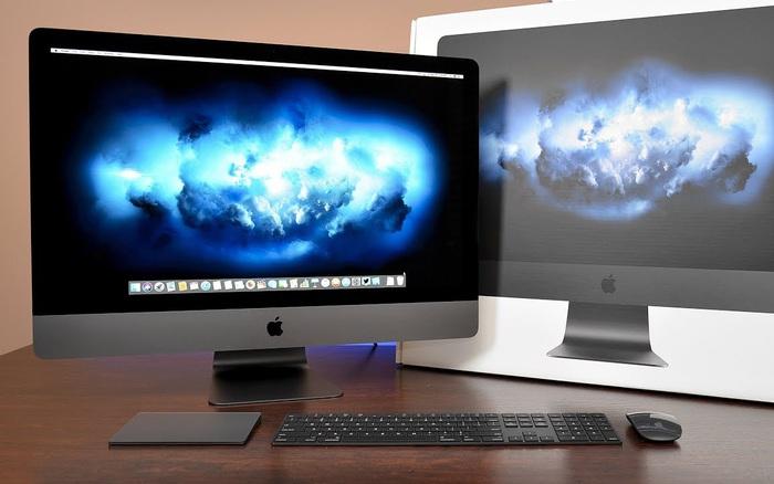 Apple dừng sản xuất iMac Pro