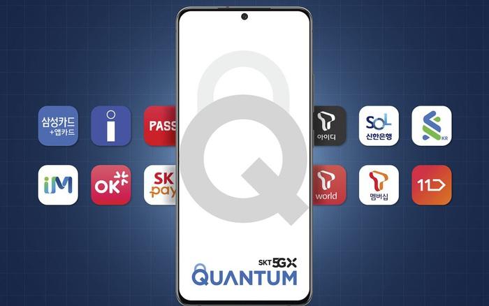 Samsung Galaxy Quantum 2 ra mắt: Chip Snapdragon 855+, bảo mật bằng mã hóa lượng tử, giá 622 USD