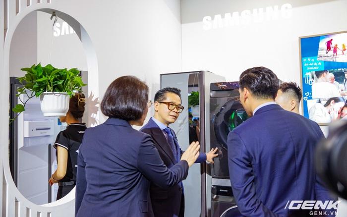 Samsung Việt Nam ra mắt loạt sản phẩm công nghệ cao cấp, trong đó có cả TV MICRO LED giá lên đến 3,5 tỉ đồng