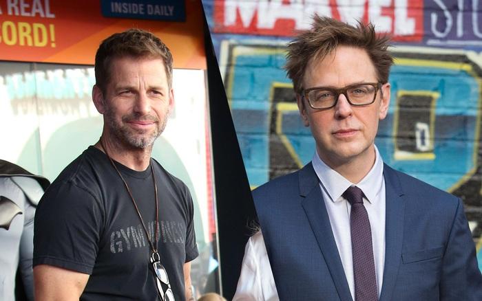 Zack Snyder và James Gunn, ai