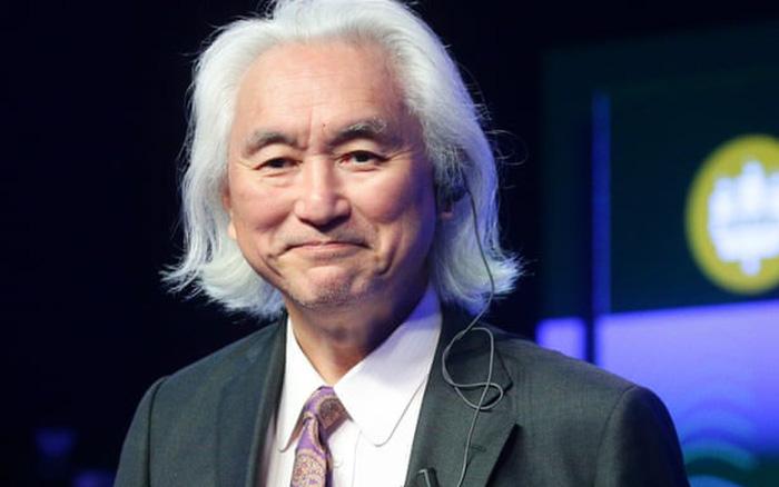 Nhà vật lý học Michio Kaku nhận định: sắp chứng minh được vật lý hiện tại có sai sót, nối liên lạc với sinh vật ngoài hành tinh là