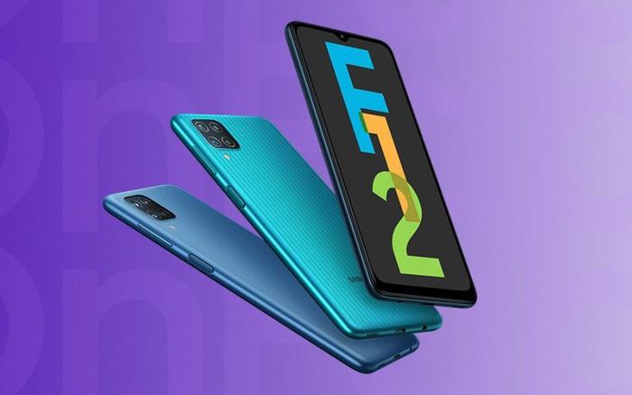 Samsung ra mắt Galaxy F12 và F02s: Pin 6000mAh, màn hình 90Hz, giá từ 3.5 triệu đồng