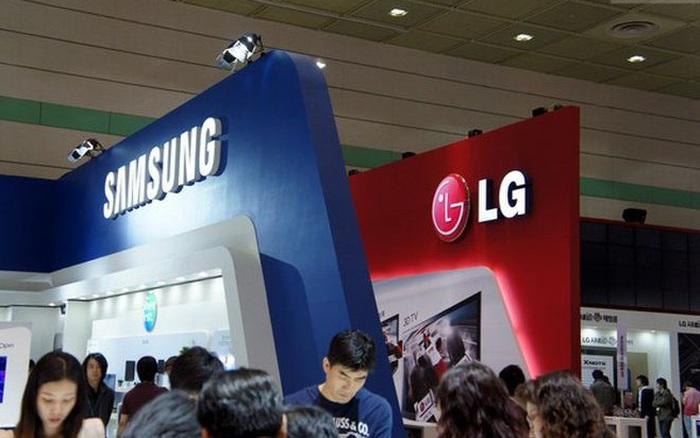 LG vừa rơi đài, Samsung và các thương hiệu Trung Quốc đã tranh nhau xâu xé miếng bánh thị trường còn sót lại