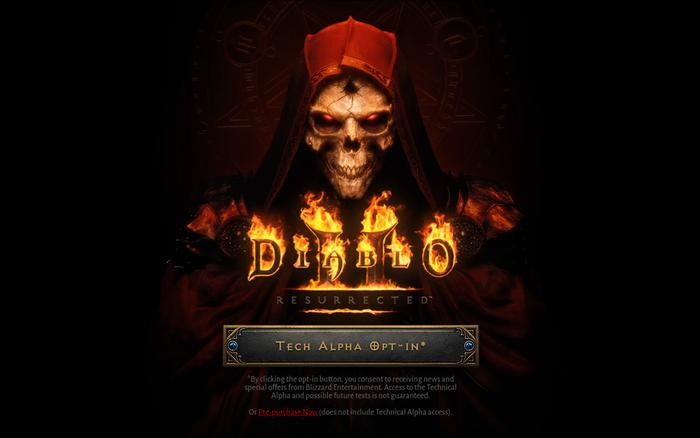 Các fan Diablo II: Resurrected chú ý check mail cuối tuần này, xem mình có may mắn được Blizzard chọn tham gia chơi bản thử nghiệm!