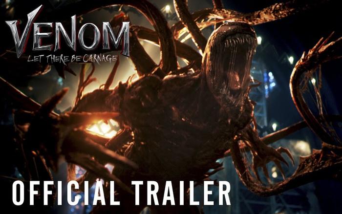 Trailer Venom: Let There Be Carnage ra mắt, quái vật nhầy nhụa của Marvel sắp trở lại với phong thái