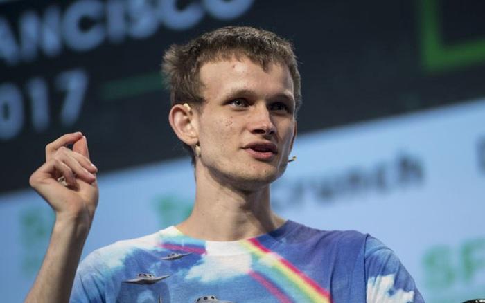 Món quà 1 tỷ USD của nhà sáng lập Ethereum nhấn chìm các đồng tiền số