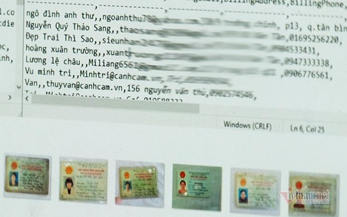 Hacker xóa dấu vết, gỡ dữ liệu công dân người Việt Nam