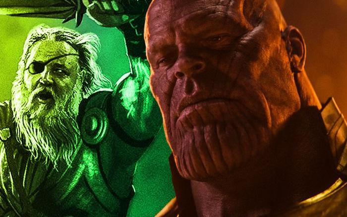 MCU Phase 4 xuất hiện thêm nhân vật mạnh bậc nhất MCU, một tay đánh bại Thanos