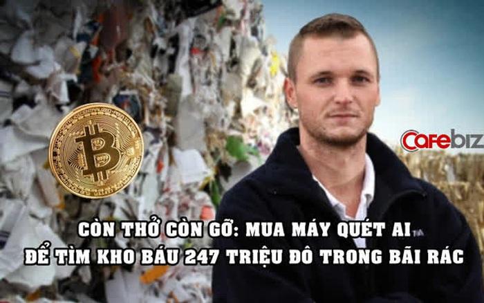 Lỡ vứt ổ cứng chứa số Bitcoin trị giá 247 triệu USD, kỹ sư IT muốn xới tung 300.000 tấn rác thải để tìm lại 'kho báu'