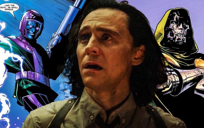 Những nhân vật phản diện mới của MCU được tiết lộ sau cái kết của Loki mùa đầu tiên!