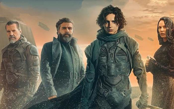 Dune tung trailer thứ 2 ngập tràn phân cảnh hành động gay cấn, xứng danh bom tấn sci-fi được mong chờ nhất năm nay